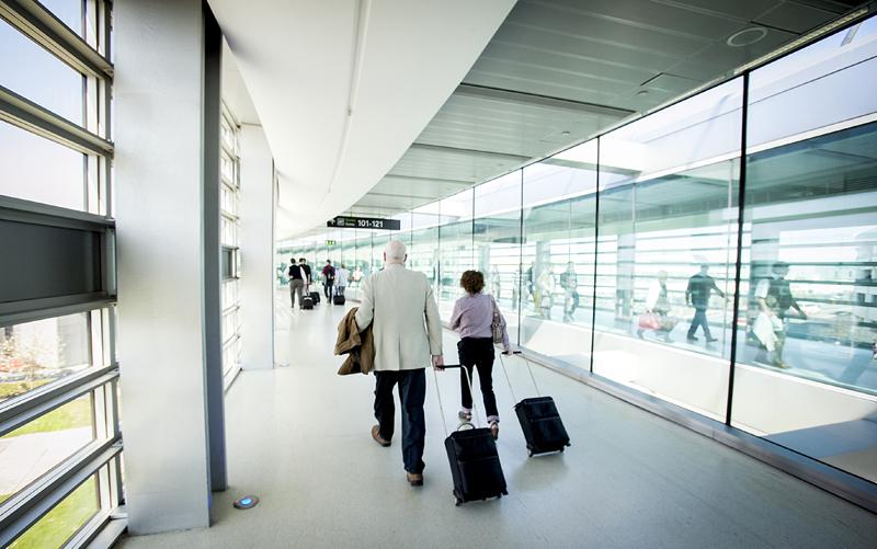 dublin airport skybridge