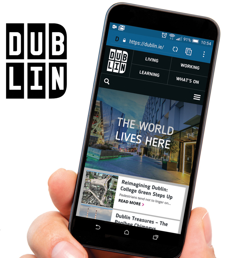 dublin.ie mobile app