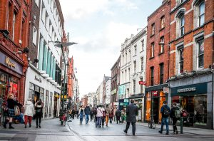 Unique partnership with Mastercard delivers new insights into resurgent Dublin economy