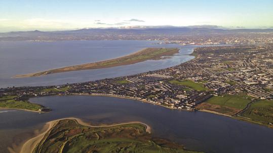 Bull Island_Dublin Port
