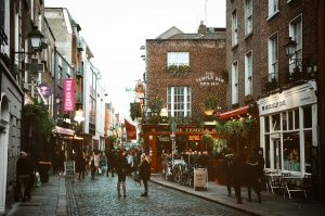 Smart Dublin explores how AI AND Social Media can help improve the city region